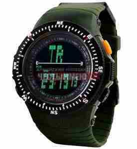 Часы Наручные SKMEI - 0989. Противоударные, Водонепроницаемые