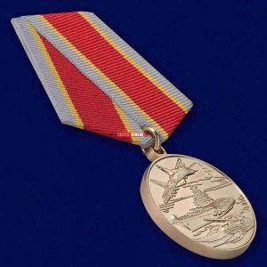 Медаль Защитнику Отечества (техника)