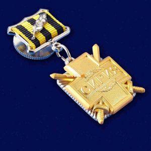 Медаль Сирия Участник боевых действий