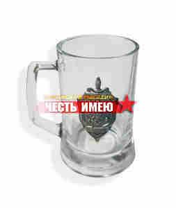 Кружка для пива. ФСБ. 0,67 мл