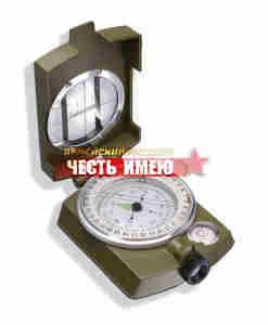 Компас К4580 металлический, жидкостный