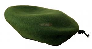 Берет оливковый ВС
