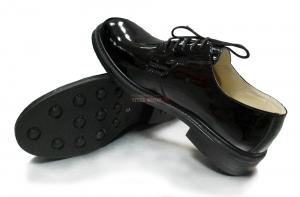Ботинки уставные офицерские лакированные