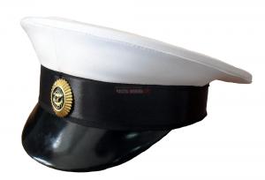 Фуражка белая ВМФ Севастопольская