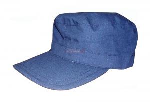 Офисная кепи ВКС синяя