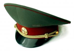 Фуражка ВВ Олива Высокая Тулья.