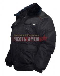Куртка зимняя ПОЛИЦИЯ.
