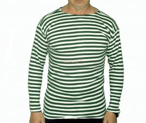 Тельняшка, Зелёная полоса, Пограничник