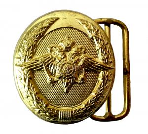 Пряжка на Парадный Офицерский Ремень МВД