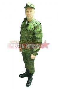 Костюм (куртка, брюки) ВКПО уставной