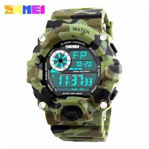 Часы Наручные SKMEI - 1019. Противоударные, Водонепроницаемые