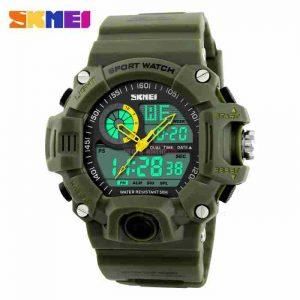 Часы Наручные SKMEI - 1029. Противоударные, Водонепроницаемые