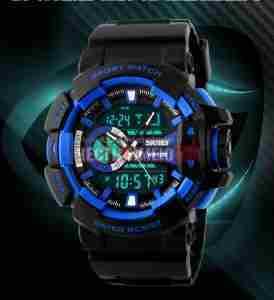 Часы Наручные SKMEI - 1117-2. Противоударные, Водонепроницаемые