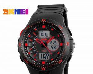 Часы Наручные SKMI - 1198. Противоударные, Водонепроницаемые