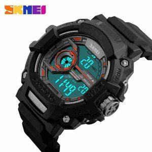 Часы Наручные SKMEI - 1233-4. Противоударные, Водонепроницаемые